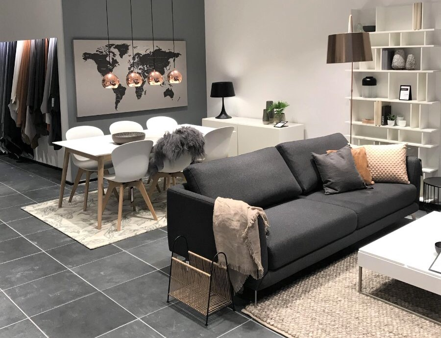 boconcept s new store in bristol now open as retail. Black Bedroom Furniture Sets. Home Design Ideas